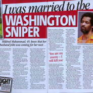 Married to the DC Sniper