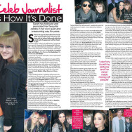 Teen Celeb Journalist Shows How It's Done