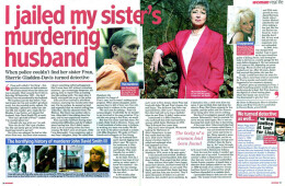 'I jailed my sister's husband'