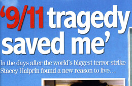 '9/11 tragedy saved me'